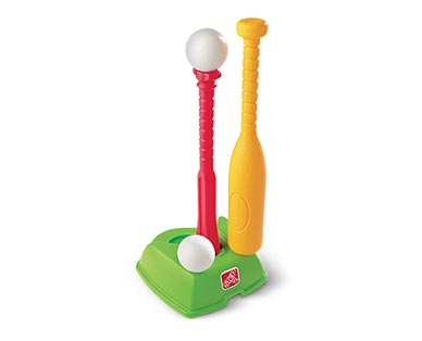 Step2 2-in-1 T-Ball and Golf Set