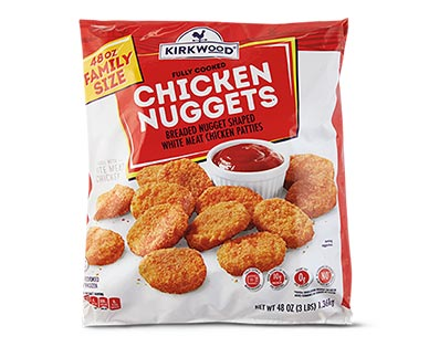 Kirkwood Family Size Chicken Breast Nuggets