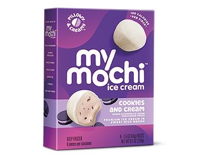 My/Mo Mochi Ice Cream Assorted Varieties Cookies and Cream