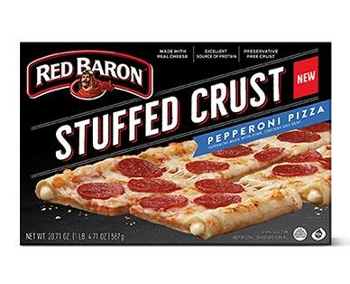 Red Baron Stuffed Crust Pepperoni Pizza