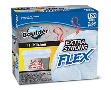 Boulder Flex Drawstring Kitchen Bags