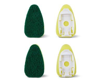 Easy Home Soap Dispensing Brush/Sponge View 2