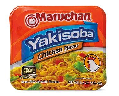 Maruchan Yakisoba Chicken