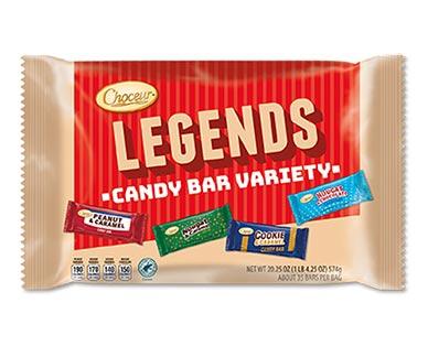 Choceur Legends Mix Chocolate Bars