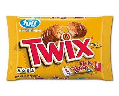 Mars Twix Fun Size