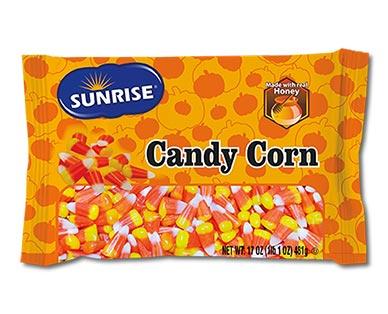 Sunrise Candy Corn