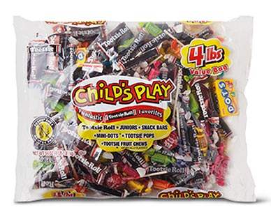 Tootsie Roll Child's Play
