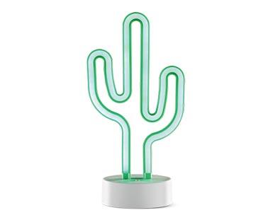 Huntington Home LED Novelty Lamp Cactus