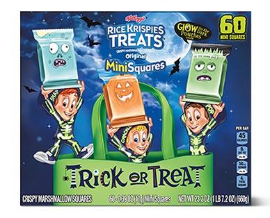 Kellogg's Halloween Rice Krispies Treats