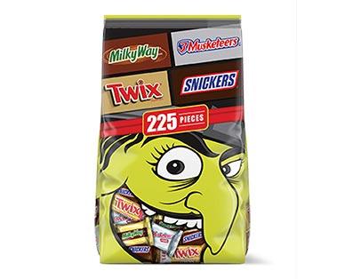 Mars Chocolate Favorites Variety Mix 225 Pieces