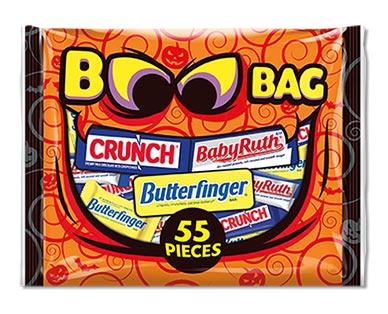 Nestlé Boo Bag Chocolate Assortment 55 Pieces