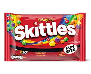Skittles Fun Size 24 ct Bag
