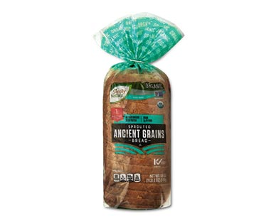 Simply Nature Unseeded Ancient Grains Bread