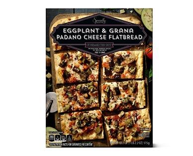 Specially Selected Eggplant Grana Flatbread