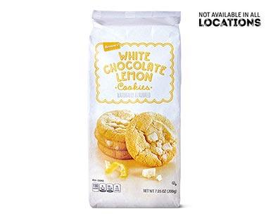 Benton's Cookies Assorted Varieties White Chocolate & Lemon
