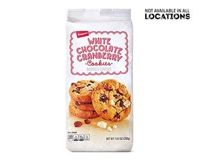 Benton's Cookies Assorted Varieties White Chocolate & Cranberry