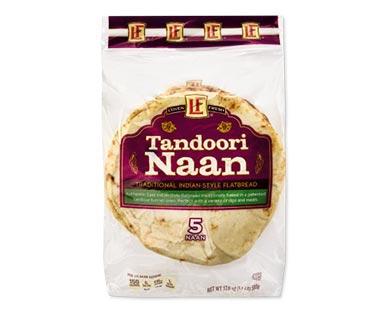 L'oven Fresh Tandoori Naan Bread Plain