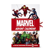 Disney/Marvel Book Advent Calendar