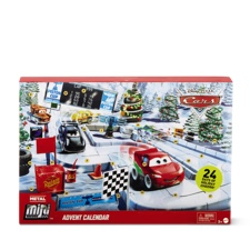 Mattel Hot Wheels or Cars Advent Calendars