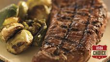 Fresh USDA Choice Beef Top Round Steak