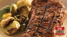 Fresh USDA Choice Top Round Steak