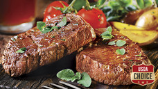 Fresh USDA Choice Beef Eye of Round Steak