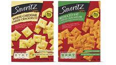 Savoritz Cheddar Cheese Crackers