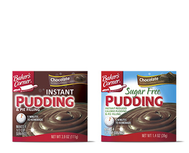 Baker's Corner Instant Chocolate Pudding