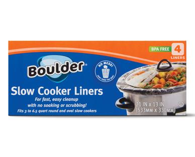 aldi us boulder slow cooker liners. Black Bedroom Furniture Sets. Home Design Ideas