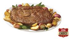 Fresh USDA Choice Beef Chuck Roast