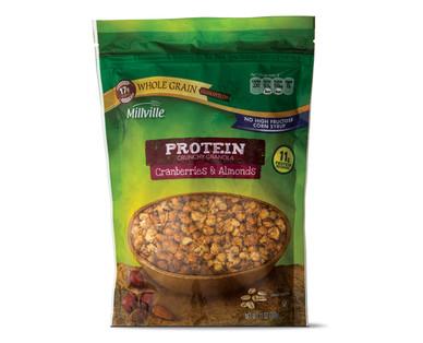 ALDI US - Millville Protein Crunchy Granola
