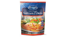 Sea Queen Wild Caught Salmon Fillets