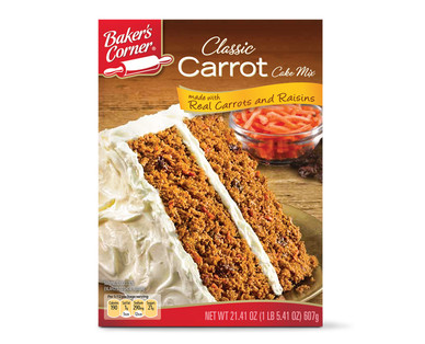 Aldi Carrot Cake Mix