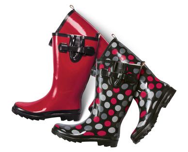 Aldi Us Serra Ladies Rain Boots