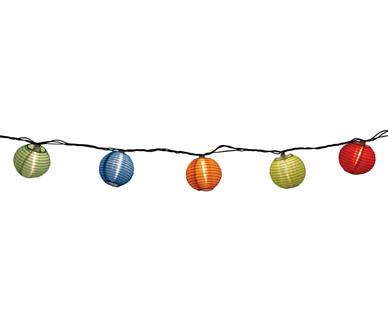 String Lights Typo : ALDI US - Gardenline 10 Count String Lights