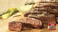 Fresh USDA Choice Beef Top Sirloin Steak