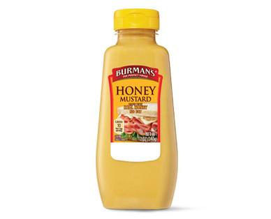 Burman's Deli Mustards