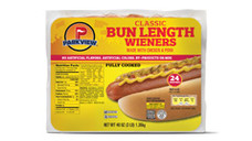 Parkview Bun Length Wieners