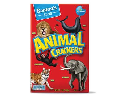 Benton's Animal Crackers