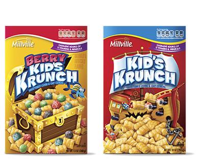 Millville Cereal Kid's Krunch