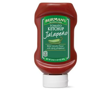 Blackberry 5 Spice Ketchup Recipe — Dishmaps