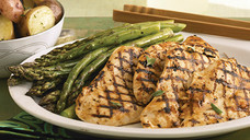 Easy Bone-In Split Chicken Breasts Recipe - Genius