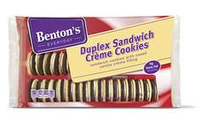 Benton's Duplex Sandwich Crème Cookies
