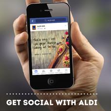 Get Social With ALDI