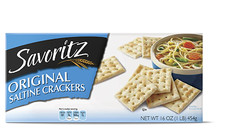 Savoritz Saltine Crackers