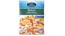 Sea Queen Medium Cooked Shrimp
