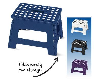 Aldi Us Easy Home Folding Step Stool
