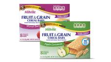 Millville Fruit & Grain Cereal Bars