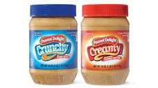 Peanut Delight Crunchy or Creamy Peanut Butter