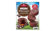 Baker's Treat Mini Brownie Bites